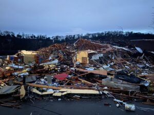 tennessee tornado disaster relief donations